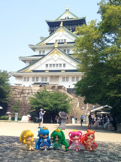 2日目_01_大阪城