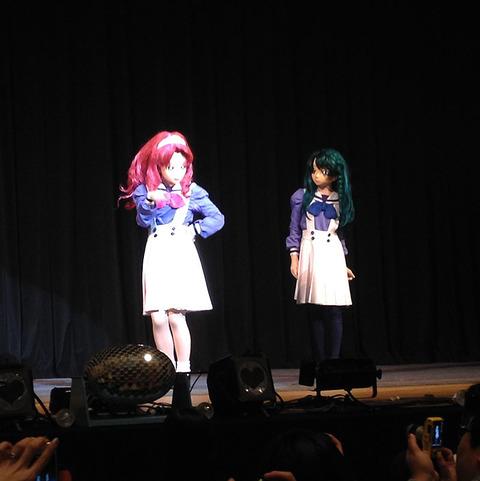 プリンセスプリキュアショー_新宿文化センター_04