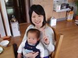 赤ちゃんと私