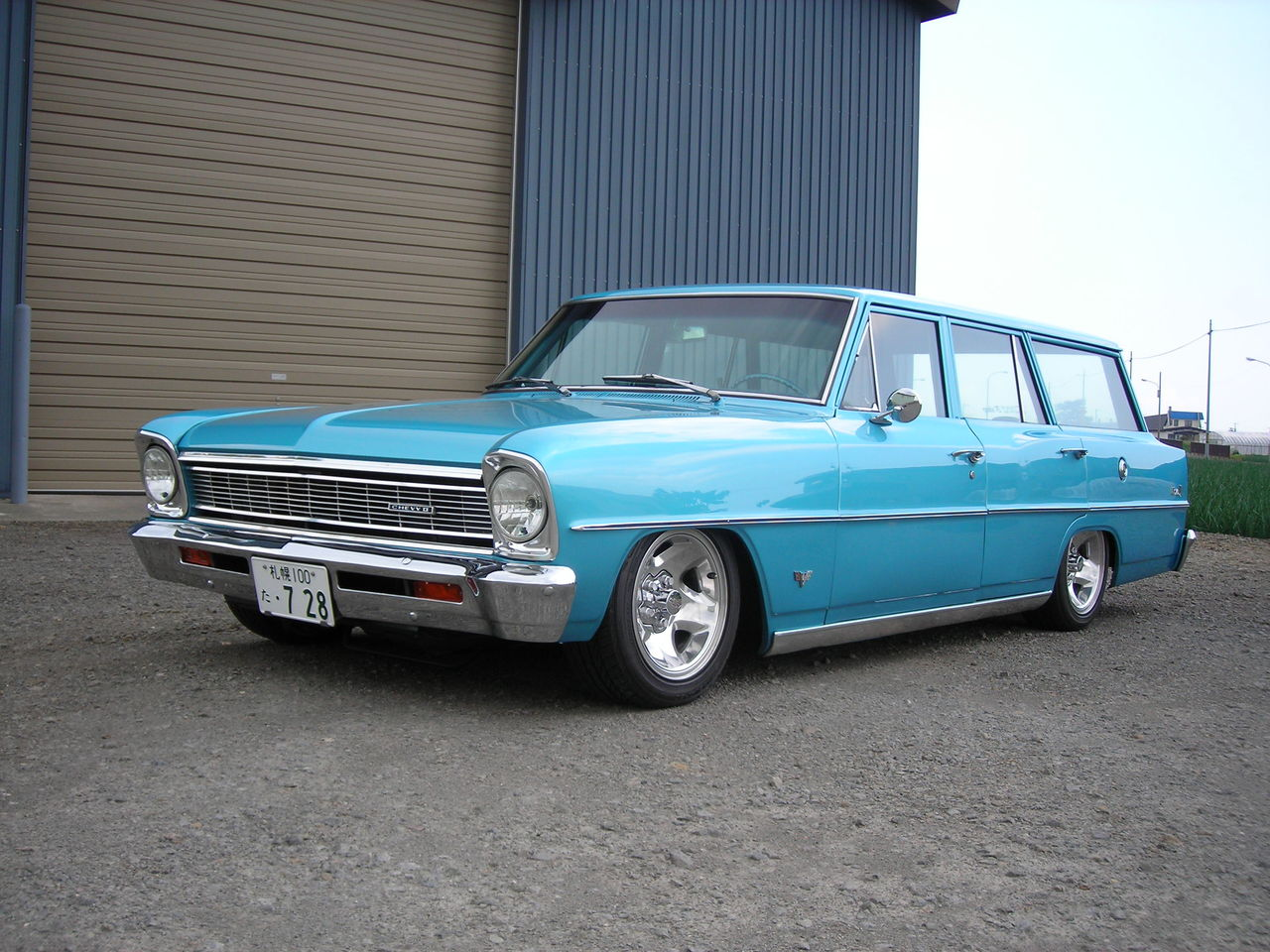 Nova Wagon For Sale Lookup Beforebuying 1966 Chevrolet Station Chevy