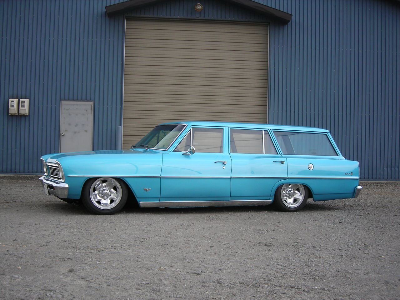 chevy nova station wagons for sale texas autos post. Black Bedroom Furniture Sets. Home Design Ideas