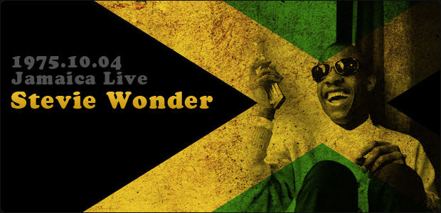 1975.10.04Jamaica_Live / Stevie Wonder