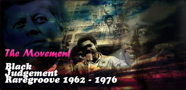 raregroove 1962 - 1976