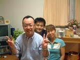 第15回活き活き人 小野夫妻�(及川さんも一緒)