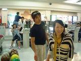 集まれ転勤族(7月8日開催)ボウリング大場さん&林さん