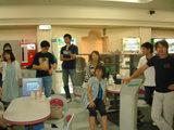 集まれ転勤族(7月8日開催)ボウリング全景