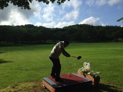 5 パークゴルフ