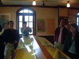 071020南大通探索ツアー�港文館の様子2
