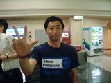 集まれ転勤族(7月8日開催)ボウリング河合君
