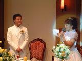 小野夫妻結婚式・披露宴(紀ちゃんからの手紙)
