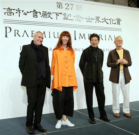 高松宮殿下記念世界文化賞