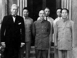 Mao_and_Chiang1945