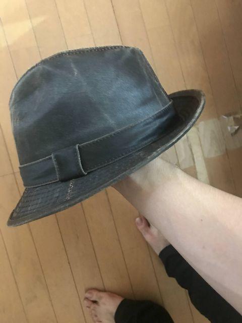 メチャクチャ渋い帽子買ったったwwwwwwwwwwww