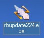 アイコンrbupdate224
