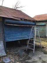 納屋修理①