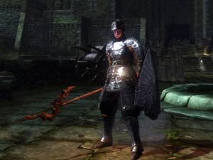 聖騎士リザイア?