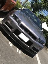 2020.06.23 R34 SKYLINE GTーR 車両保険アップの写真1