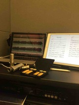 2018.01.17 MIKIミュージックサロン西梅田にて iPad Pro 12.9 2Gと