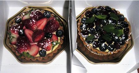人間ケーキ