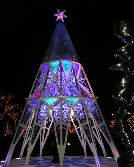 ミッドタウンのクリスマス3