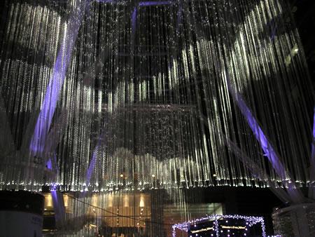 ミッドタウンのクリスマス