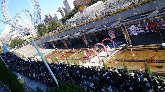 東京ドームが大変なことになってるwwwwwwwww