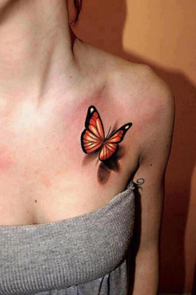 beautiful-3d-butterfly-tattoo