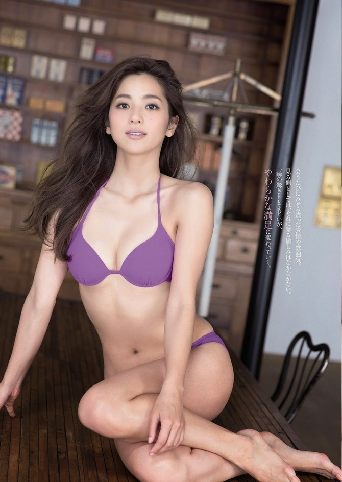 Nakamura Anne 中村アン Weekly Playboy June 2014 Photos 5