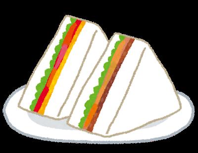 【悲報】セブンイレブン、またもサンドイッチを撮られてしまう