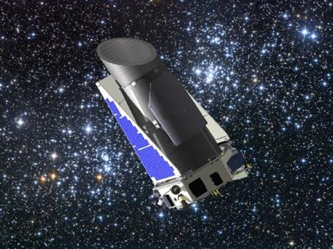 ケプラー宇宙望遠鏡