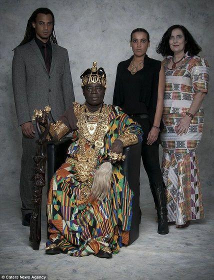 整備士の王-家族