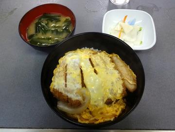 20160324あさま@平和島 (3)カツ丼500