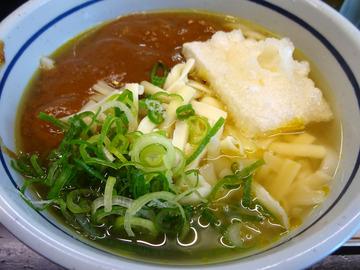 おにやんま@青物横丁 (3)餅入りカレーう600イカ野菜コロッケ120?