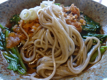 内田製麺@山梨県(9)更科そば