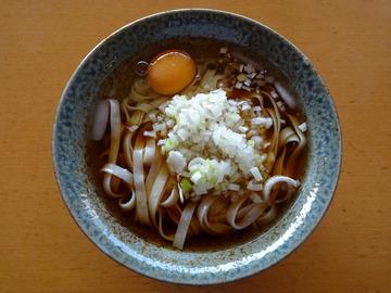 せき製麺相模原市 (1)きしめん300