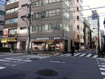 そば作西口通店@新橋(1)もり380にんじん50