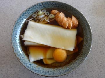 吉見屋製麺所@埼玉県鴻巣(4)川幅うどん