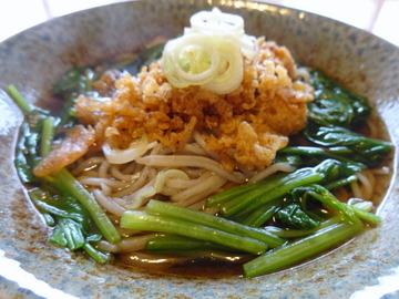 内田製麺@山梨県(8)更科そば