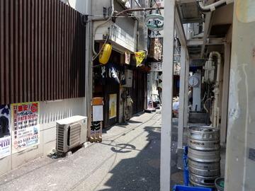 彩彩@大井町(6)カレーそば550味付け玉子100