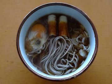 桝田屋食品@長野県 (6)新富倉そば250〜350