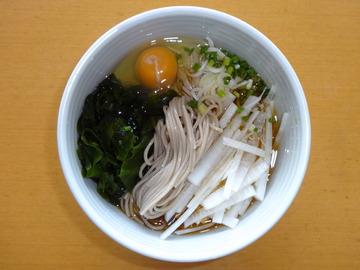全日本食品@足立区、松代そば善屋@新潟県(5)信州そば141