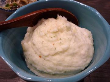 20171005蕎麦BAR HATARI@住吉 (18)自家製ポテトサラダ380