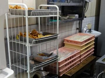 仲屋製麺所@日暮里(4)かけそば290ごぼう120