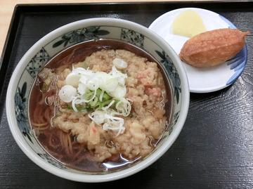 船食@京急田浦(6)船食セットいなり450