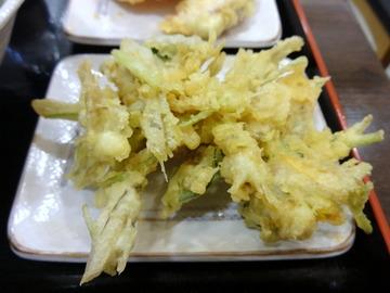 おにやんま@青物横丁(5)山菜おろし500赤かぶ130あさごぼみつ150