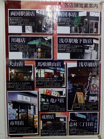 文殊市川店@市川 (4)そば定食520そばカレー茹で卵