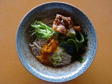 臼田製麺@埼玉県 (6)深大寺そば400