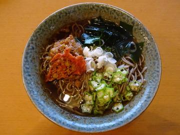 みうら食品@山形県 (5)板そば振る舞い357