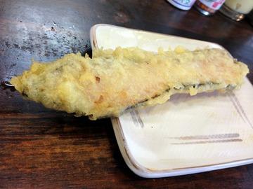 おにやんま@青物横丁(2)温並300ベーコンの天ぷら150
