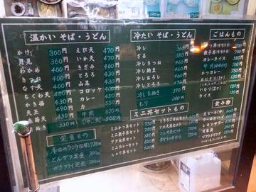 太田@西馬込 (3)ミニかつ丼セット750なす天100ゆで玉子60